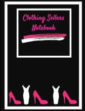 Clothing Sellers Notebook