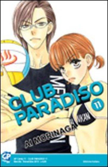 Club Paradiso. 11. - Ai Morinaga  