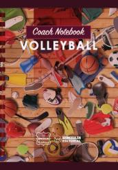 Coach Notebook - Volleyball