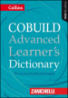 Cobuild advanced learner's dictionary