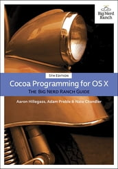 Cocoa Programming for OS X