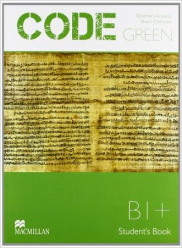 Code green. Intermediate. Student's book-Workbook. Per le Scuole superiori. Con CD-ROM. Con espansione online
