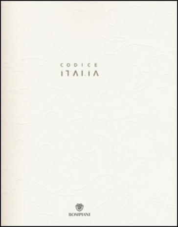 Codice Italia. Padiglione Italia. Biennale Arte 2015 - V. Trione  