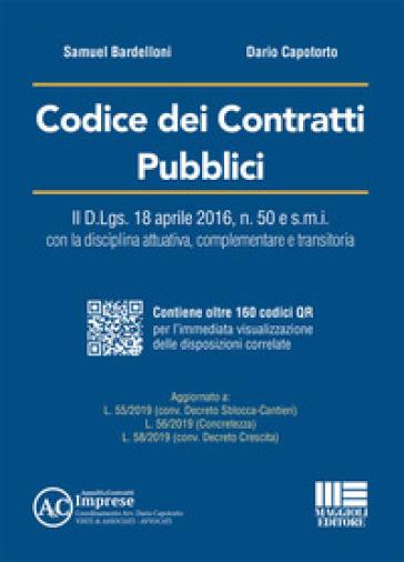 Codice dei contratti pubblici - Samuel Bardelloni | Thecosgala.com