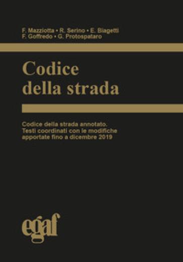 Codice della strada - Francesco Mazziotta | Thecosgala.com