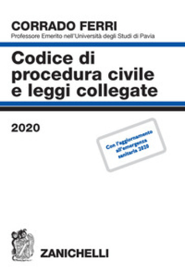 Codice di procedura civile - Giuseppe Ferri | Ericsfund.org