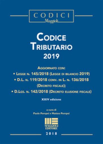 Codice tributario 2019 - P. Pompei pdf epub