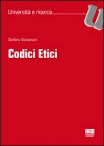 Codici etici - Stefano Guidantoni  