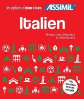 Coffret Cahiers d exercices ITALIEN