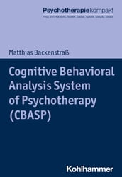 Cognitive Behavioral Analysis System of Psychotherapy (CBASP)