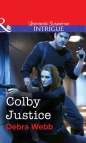 Colby Justice (Mills & Boon Intrigue)