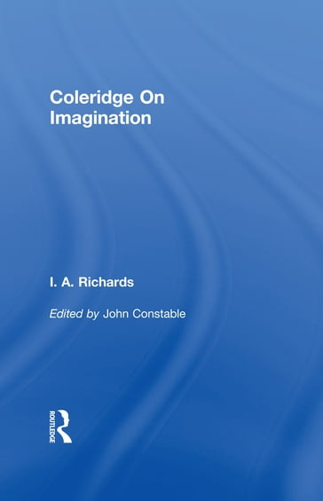 Coleridge On Imagination V 6