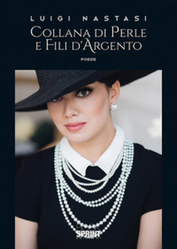 Collana di perle e fili d'argento - Luigi Nastasi   Jonathanterrington.com