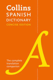 Collins Spanish Dictionary Concise Edition