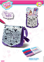 Color Me Mine - Borsa Pocket Violetta