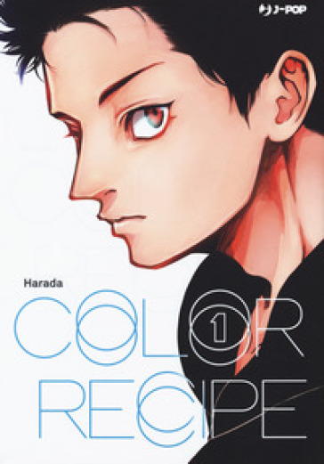 Color recipe. 1. - Harada |
