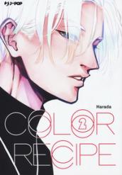 Color recipe. 2. - Harada