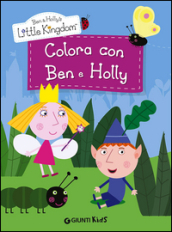Colora con Ben e Holly. Ben & Holly