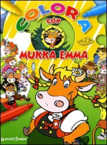Colora con Mukka Emma - Mario Rigutti |