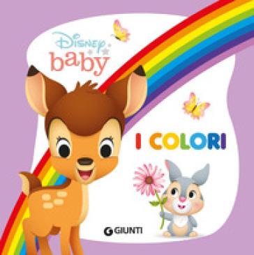Colori. Libri sensoriali. Ediz. a colori