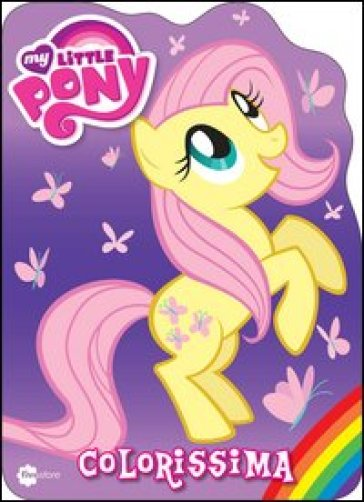 Colorissima. My Little Pony. 1.