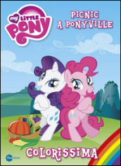 Colorissima. Picnic a Ponyville. My Little Pony