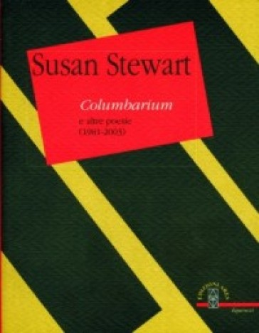 Columbarium - Susan Stewart |