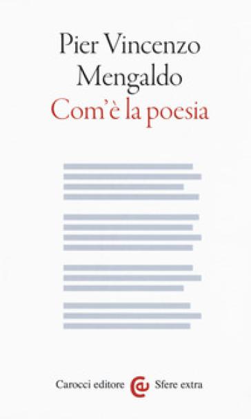 Com'è la poesia