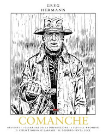 Comanche. Integrale. 1: 1972-1976 - Greg | Jonathanterrington.com