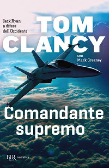 Comandante supremo - Tom Clancy pdf epub