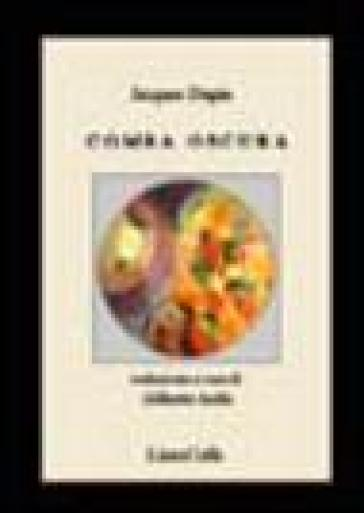 Comba oscura - Jacques Dupin |