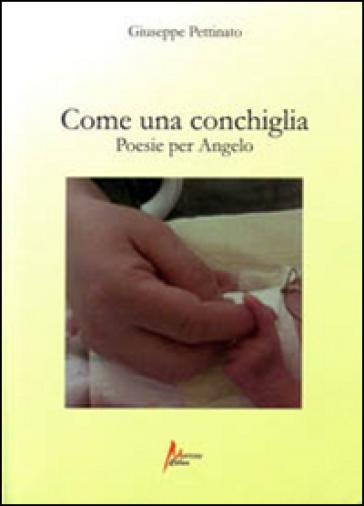 Come una conchiglia. Poesie per Angelo - Giuseppe Pettinato |
