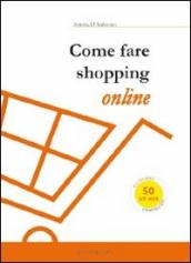 Come fare shopping online