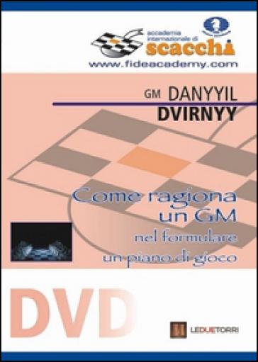 Come ragiona un GM nel formulare un piano di gioco. DVD - Danyyil Dvirnyy   Rochesterscifianimecon.com