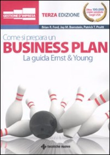 Come si prepara un business plan. La guida Ernst & Young