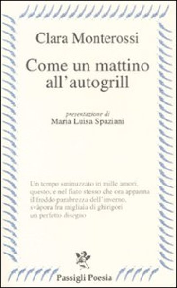 Come un mattino all'autogrill