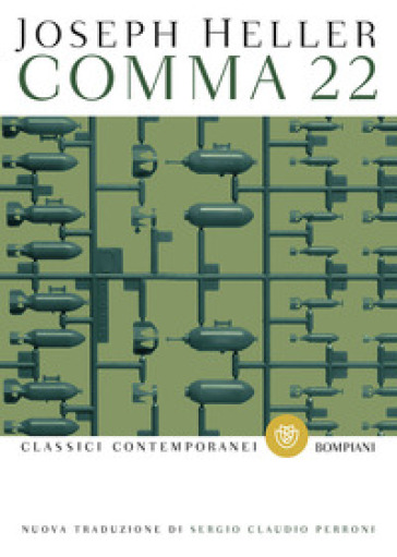 Comma 22 - Joseph Heller | Rochesterscifianimecon.com