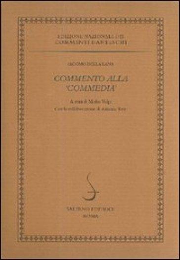 Commento alla «Commedia» - Iacomo della Lana | Rochesterscifianimecon.com