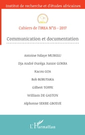 Communication et documentation