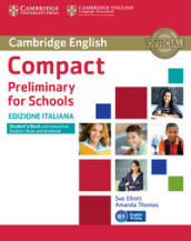 Compact preliminary for schools. Student