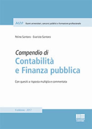 Compendio di contabilità e finanza pubblica - Pelino Santoro | Ericsfund.org
