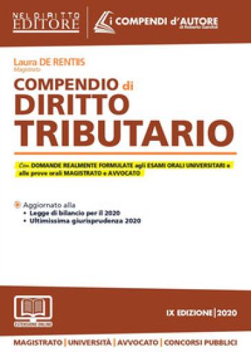 Compendio di diritto tributario. Con espansione online - Laura De Rentiis |