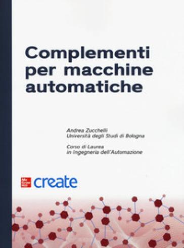 Complementi per macchine automatiche - Andrea Zucchelli | Thecosgala.com