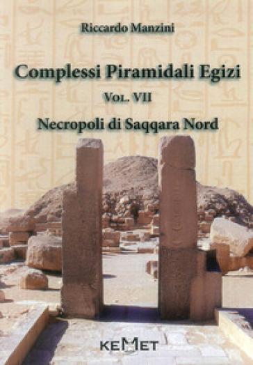Complessi piramidali egizi. 7: Necropoli di Saqqara Nord - Riccardo Manzini pdf epub