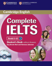 Complete IELTS. Student