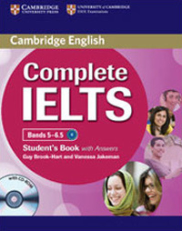 Complete IELTS. Student's pack (Student's book with answers with CD-ROM and Class Audio CDs (2))