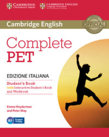 Complete Pet. Student's book. With answers. Per le Scuole superiori. Con CD-ROM. Con e-book. Con espansione online