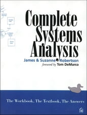 Complete Systems Analysis