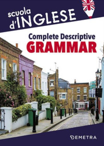 Complete descriptive grammar - G. Canepa   Thecosgala.com