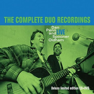 Complete duo.. -cd+dvd-